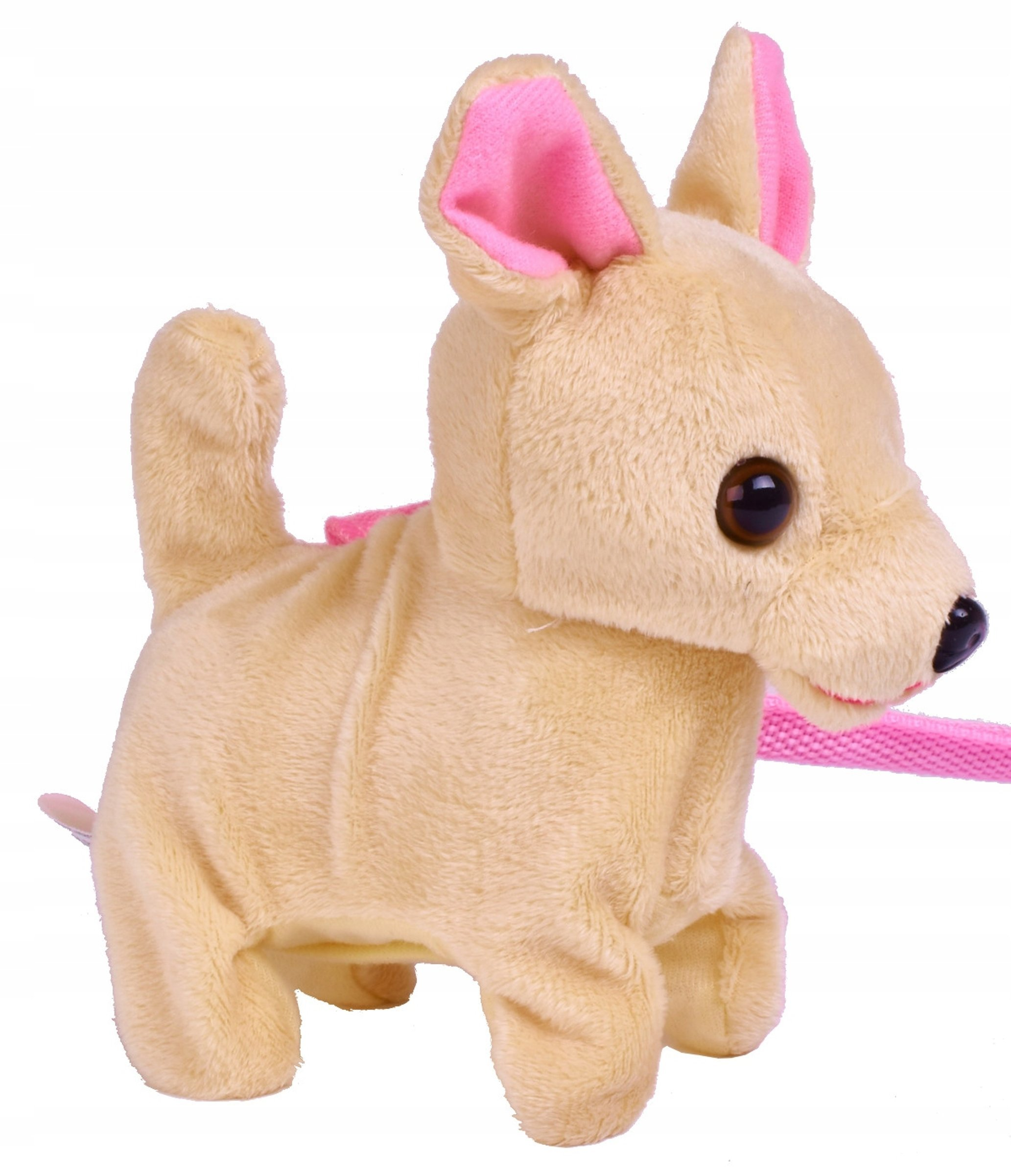 Hh Piesek Pluszowy Interaktywny Na Smyczy Htj1022a Zabawki Maskotki Interaktywne Zabawki Maskotki Zwierzątka Neonn Twój Sklep Dziecięcy Z Zabawkami